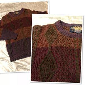 RALPH LAUREN CHAPS Dry Goods Home Field sweater
